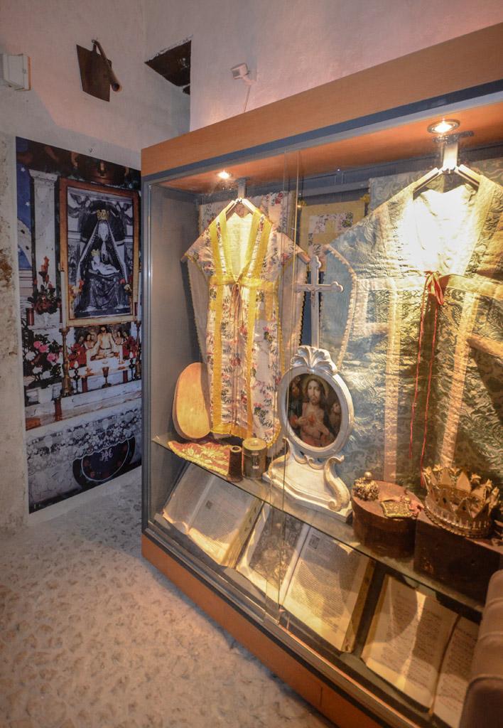 Museo della montagna cervara di roma for Arredi sacri roma